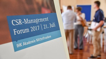 CSR-Management Forum 2017
