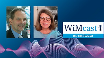 WiMcast mit Yvonne Coulin