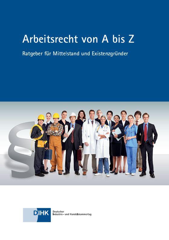 Arbeitsrecht Von A Bis Z