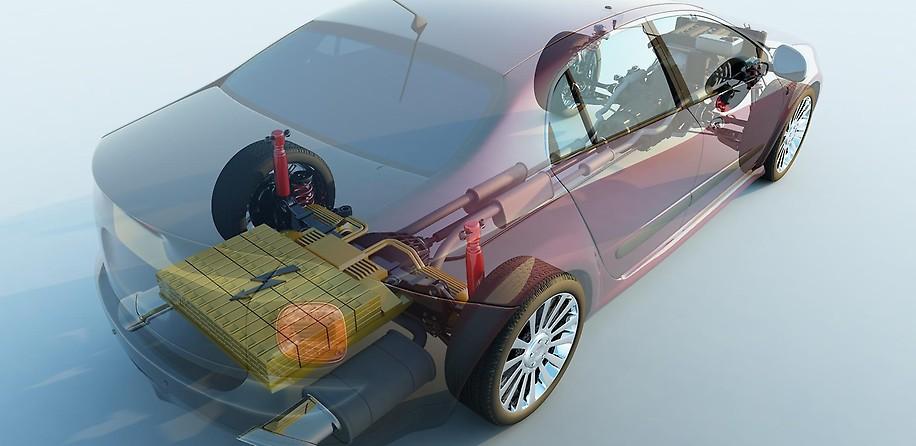 Elektromobilität E-Mobility