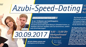 9. azubi speed dating